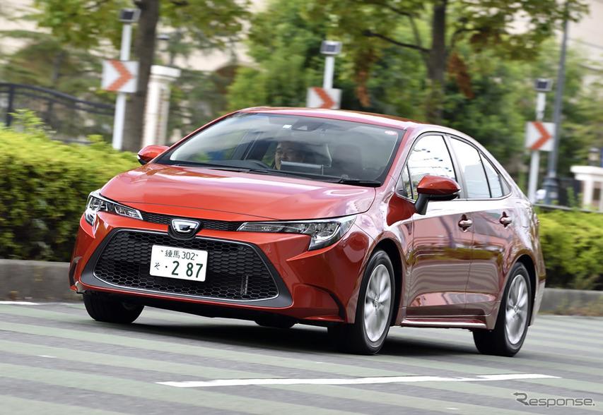 【トヨタ カローラ 新型試乗】もはや「大衆車」なんて死語は当てはまらない…中村孝仁