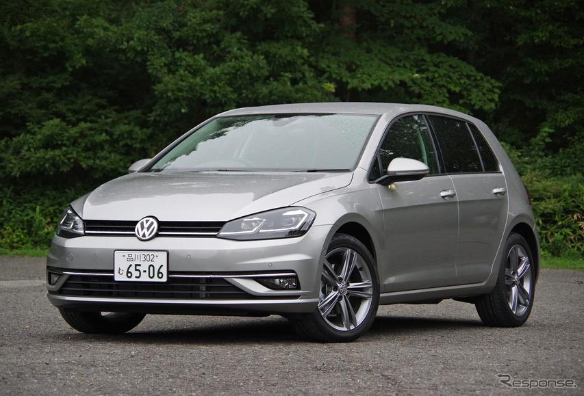 【VW ゴルフ TDI 新型試乗】市場に鍛えられた最終モデルは、やはり「価値あり」…岩貞るみこ