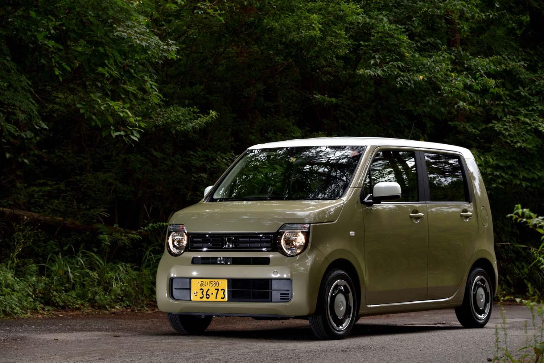 【試乗記】ホンダN-WGN L・Honda SENSING(FF/CVT)