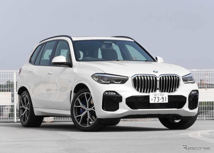 【BMW X5 新型試乗】果たして「デカい」ことは良いことなのか?…中村孝仁