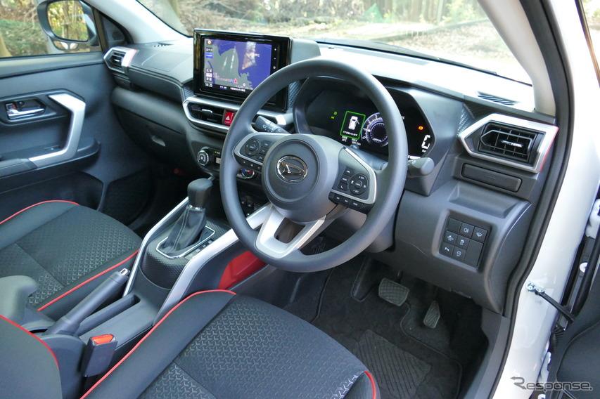 ダイハツ ロッキー G 4WD