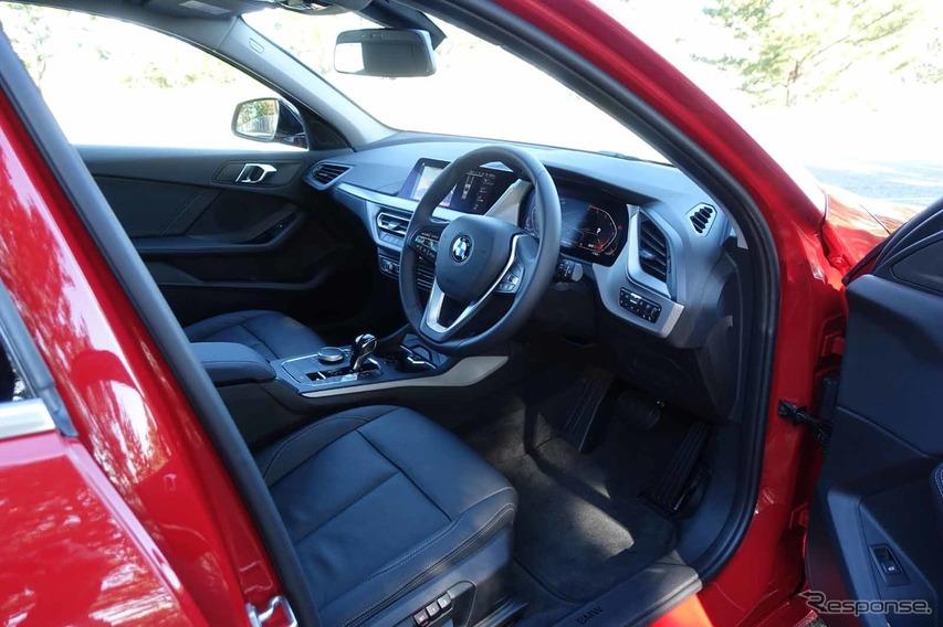 BMW 1シリーズ 新型(118i play)