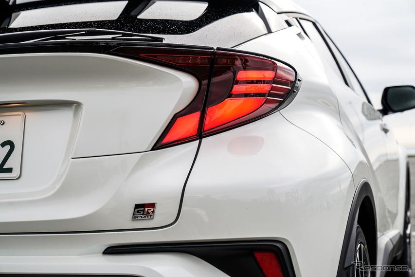 トヨタ C-HR GRスポーツ