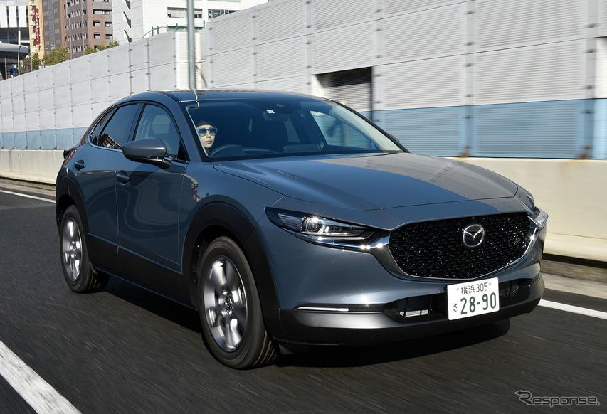 【マツダ CX-30 新型試乗】これは日本の大衆車の新たな創造だ…木下隆之