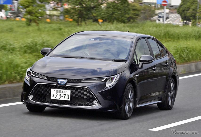 【トヨタ カローラ 新型試乗】経済性だけがウリのカローラではない…木下隆之