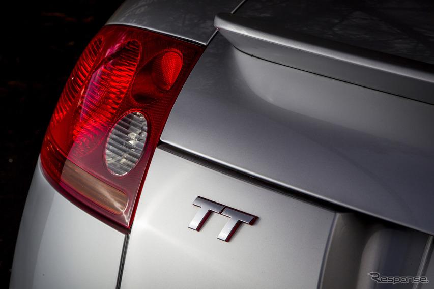 20年ぶりに再会、初代「Audi TT」に見たバウハウスの血統と変わらぬ世界観
