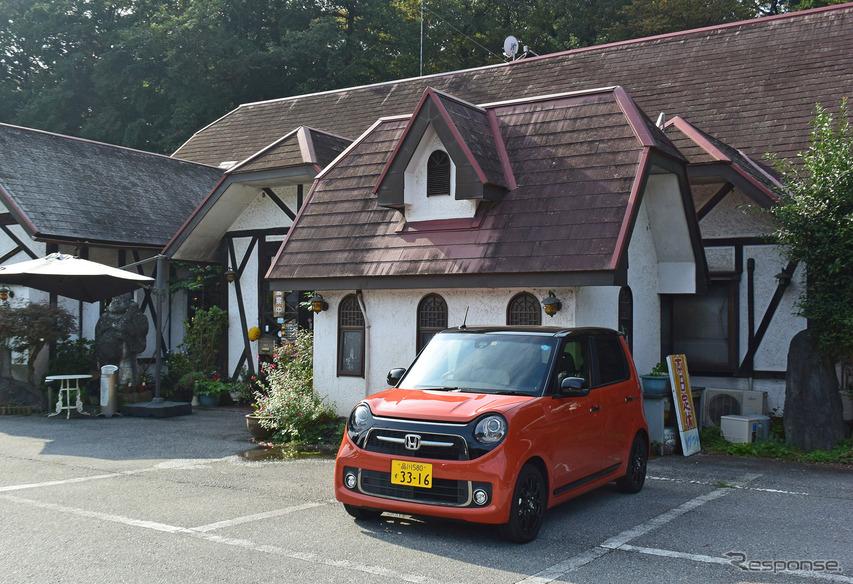 栃木のハンバーグレストラン、いづつやにて。