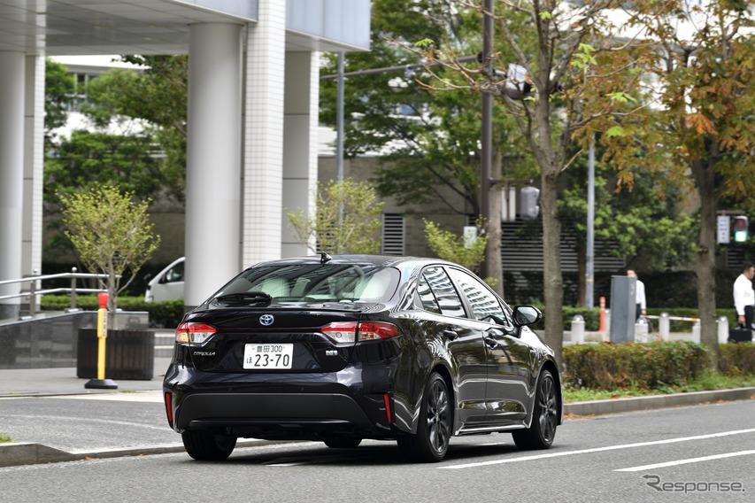 トヨタ カローラ 新型