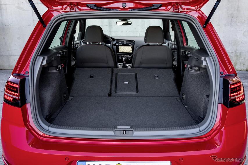 VW ゴルフGTI TCR(写真は海外仕様)