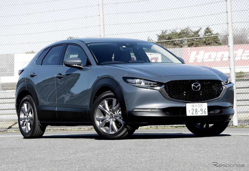 【マツダ CX-30 新型試乗】SUVが売れる理由が何となく理解できた…中村孝仁