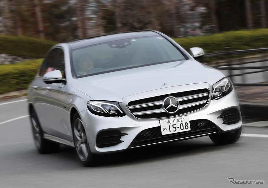 【メルセデスベンツ E350de 新型試乗】PHEVとしての究極形がこれ…中村孝仁