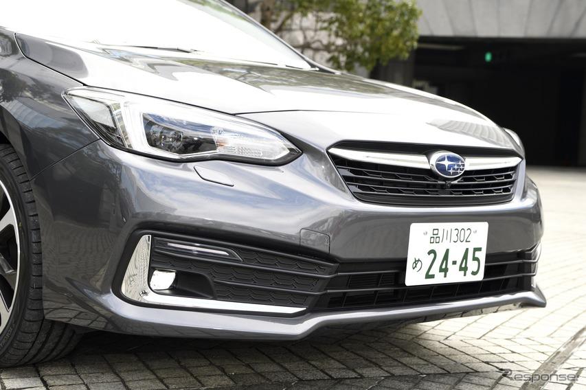 スバル インプレッサ 新型(2.0i-S Eye Sight)