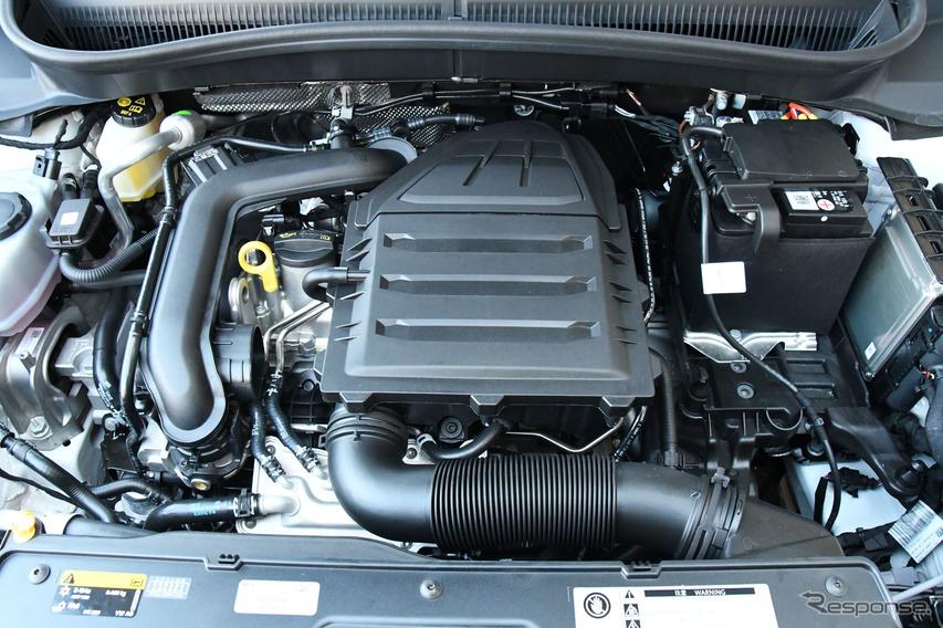 VW Tクロス