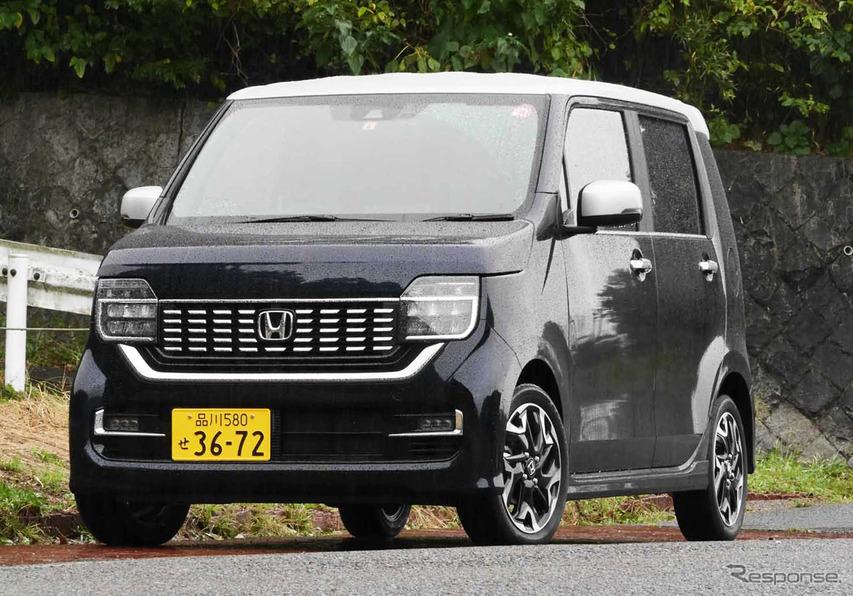 【ホンダ N-WGNカスタム 新型試乗】軽自動車の概念、通り越してます…中村孝仁