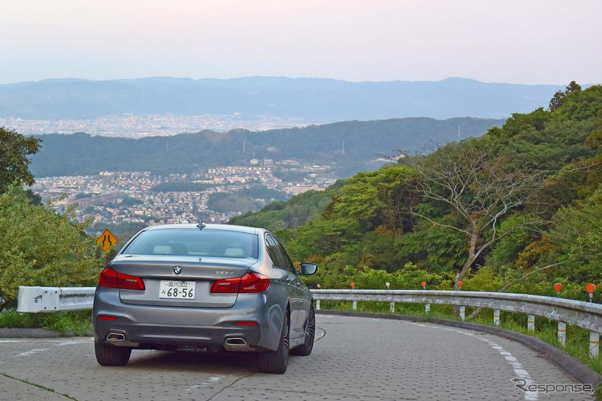 【BMW 5シリーズ 1500km試乗】何だかんだ言ってもやっぱりEセグの主役級[後編]
