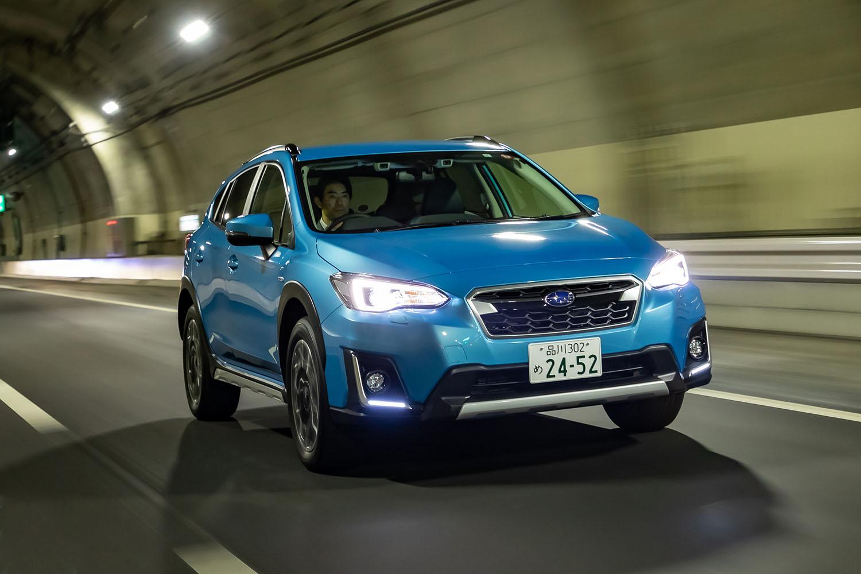 【試乗記】スバルXVアドバンス(4WD/CVT)