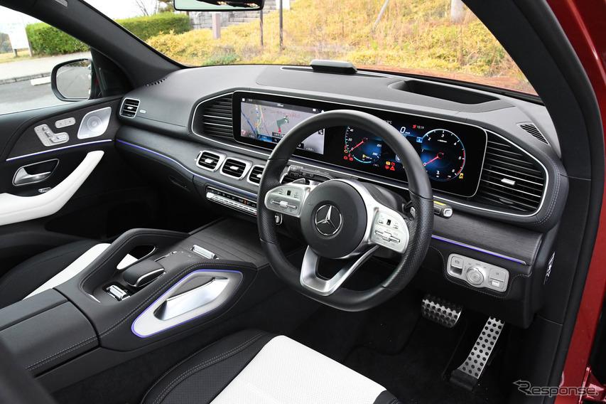 メルセデスベンツ GLE 新型(GLE400d 4MATIC Sport)