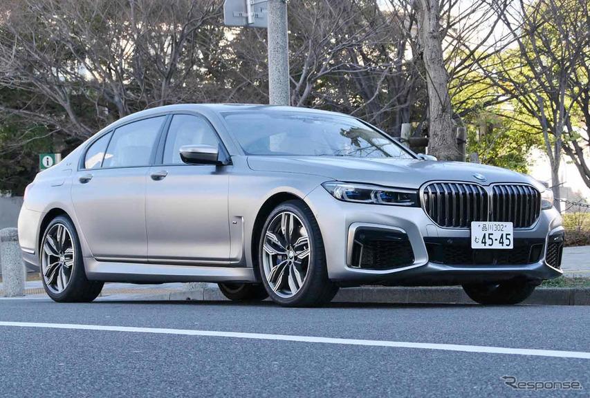 【BMW 7シリーズ 新型試乗】強敵メルセデス Sクラス のライバルとなり得るか?…中村孝仁