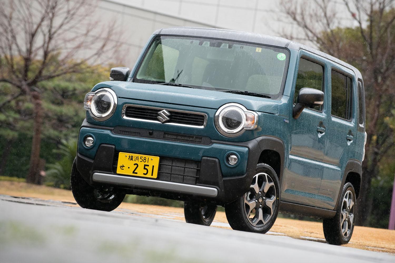 【試乗記】スズキ・ハスラー ハイブリッドX/ハスラー ハイブリッドXターボ