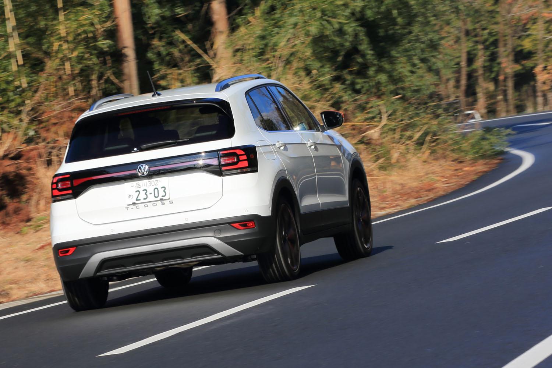 「TクロスTSI 1stプラス」の燃費値は、JC08モードで19.3km/リッター、WLTCモードで16.9km/リッターと発表されている。