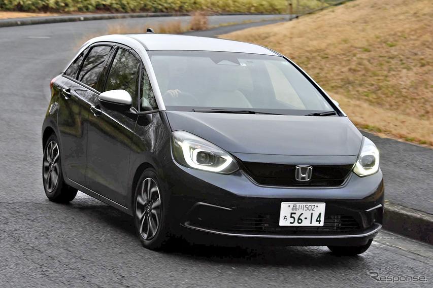 ホンダ フィット 新型試乗 1.3Lガソリンは、軽快感とバランスの良さが売り…渡辺陽一郎