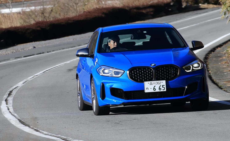 【試乗記】BMW M135i xDrive(4WD/8AT)