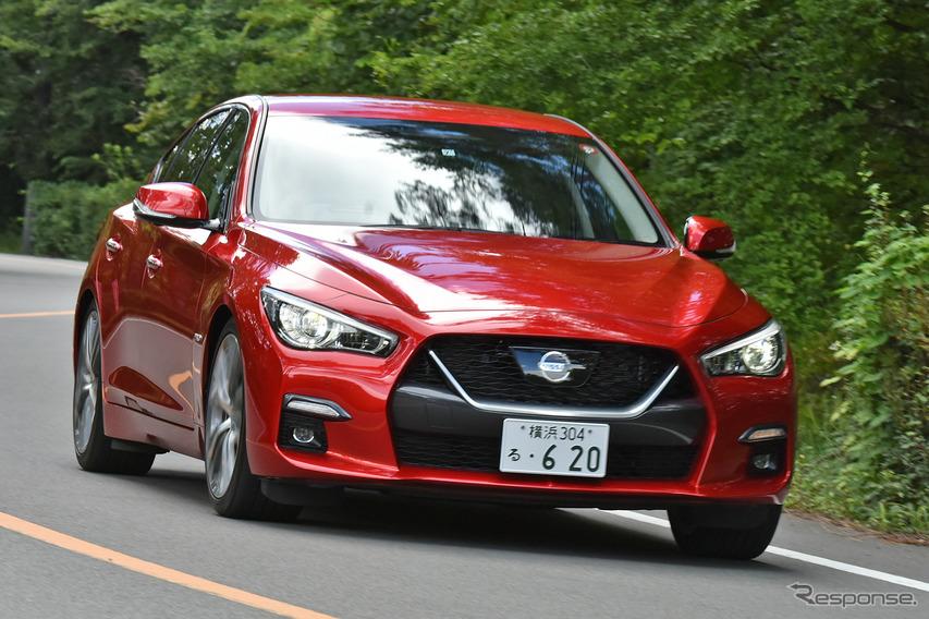 日産 スカイライン 新型試乗 往年のわずか2%、日本で売れない理由は…渡辺陽一郎