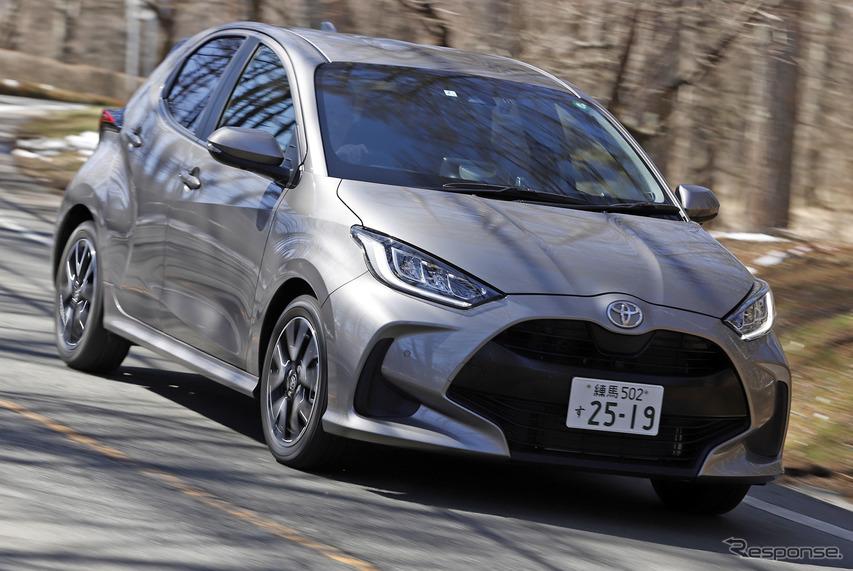 トヨタ ヤリス 新型試乗 1.5Lガソリンは、HVと並ぶ主役となる…片岡英明