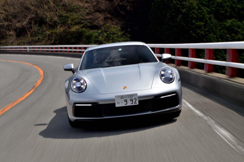今回の試乗では、エンジンのパフォーマンスだけでない「911カレラ」と「911カレラS」の違いが明確になった。