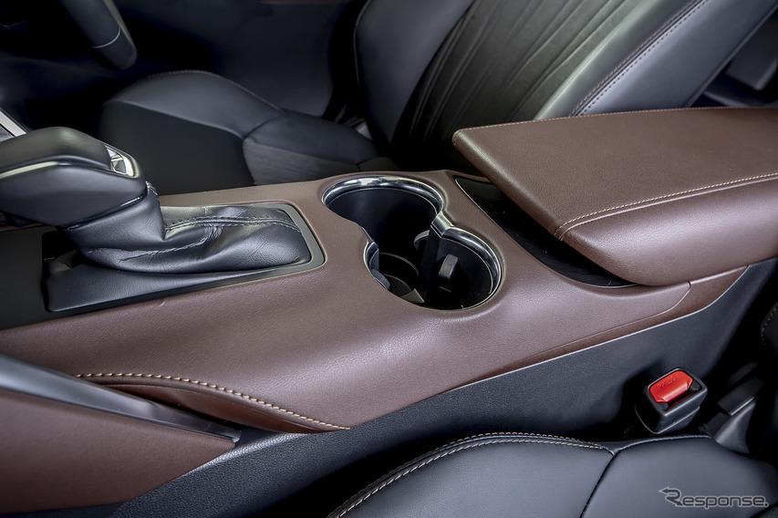 トヨタ ハリアー 新型(プロトタイプ)