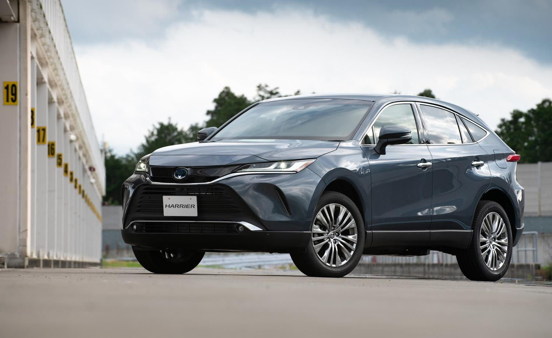【試乗記】トヨタ・ハリアー プロトタイプ