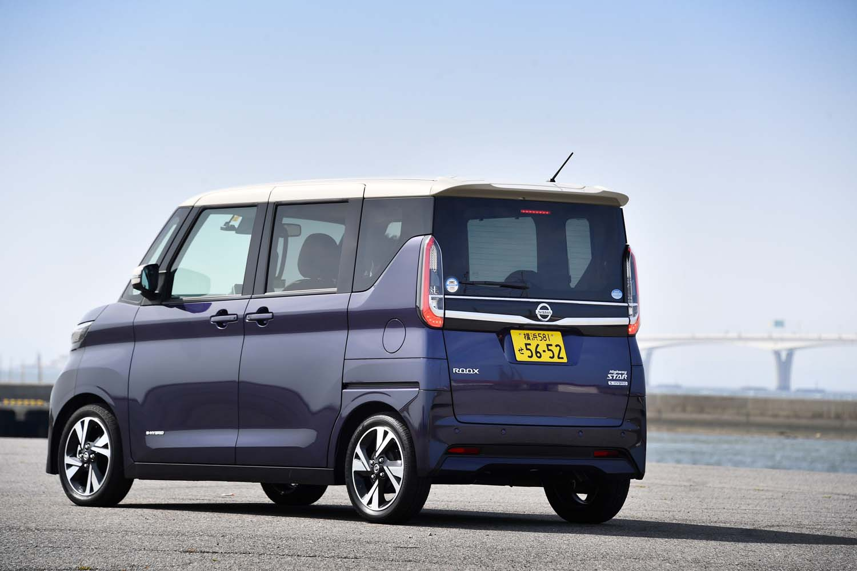 「ルークス」は、日産自動車と三菱自動車との合弁会社であるNMKVのマネジメントのもと、日産が企画・開発を主導した新世代軽乗用車。「デイズ ルークス」の後継となるモデルで、2020年3月19日に発売された。