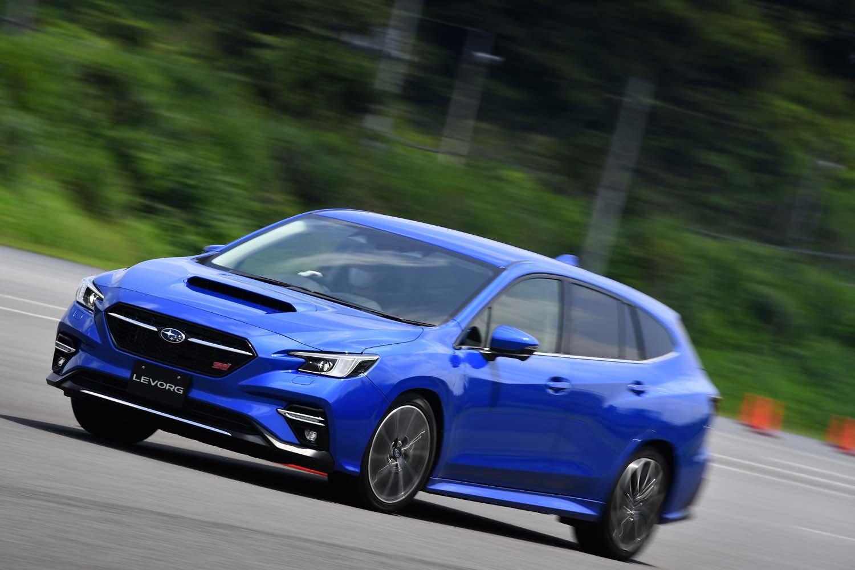 スバル・レヴォーグGT-H EXプロトタイプ(4WD/CVT)/レヴォーグSTI Sport EXプロトタイプ(4WD/CVT)