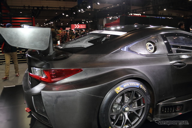 レクサス『RC F GT3』