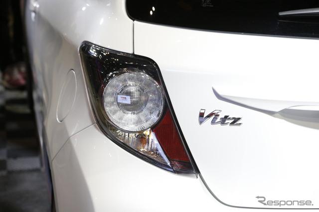 トヨタ ヴィッツ TGR コンセプト(東京オートサロン2017)