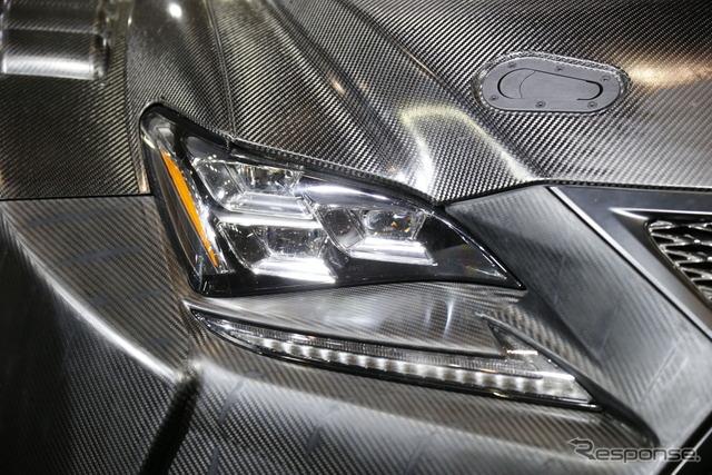 レクサス RC F GT3(東京オートサロン2017)