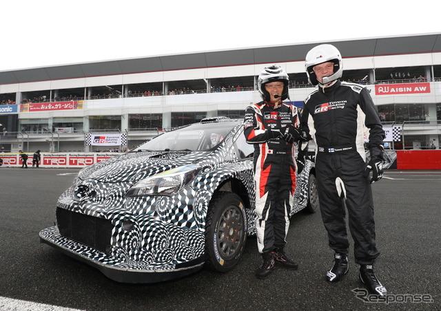 【トヨタWRC】復帰初戦のモンテカルロ目前、豊田社長「WRCの道に戻る日を迎えます」