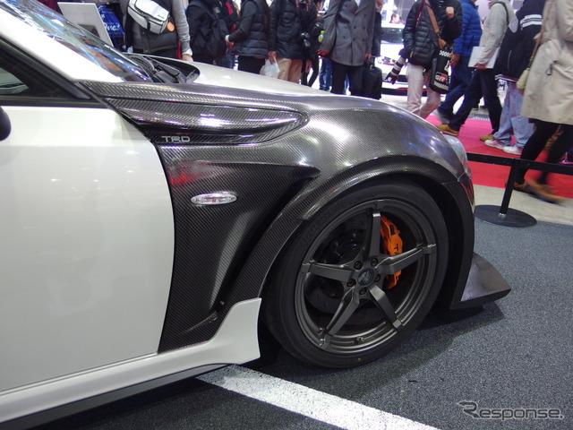 TRD 14R-60カーボンコンセプト(東京オートサロン2017)