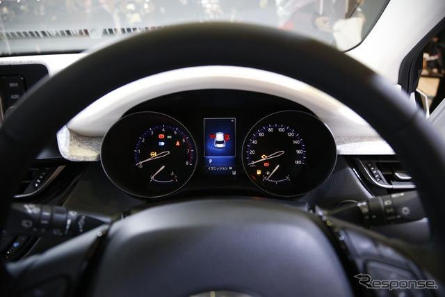 トヨタ C-HR style Wb