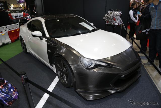 TRD 14R-60 カーボンコンセプト(東京オートサロン2017)