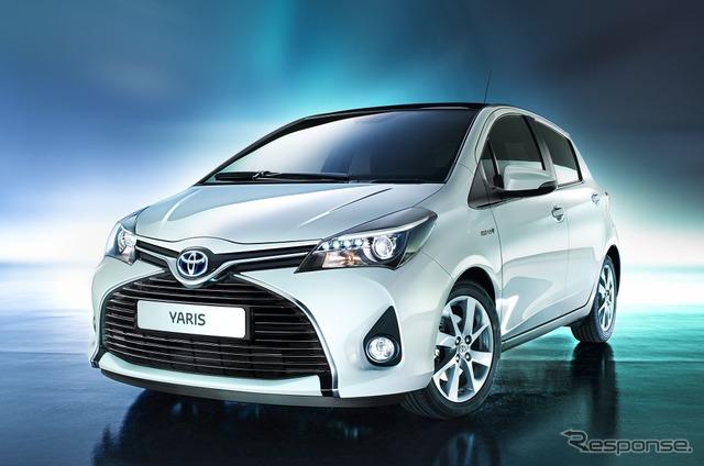 トヨタ欧州HV販売、7年連続で増加…41%増の29万台 2016年