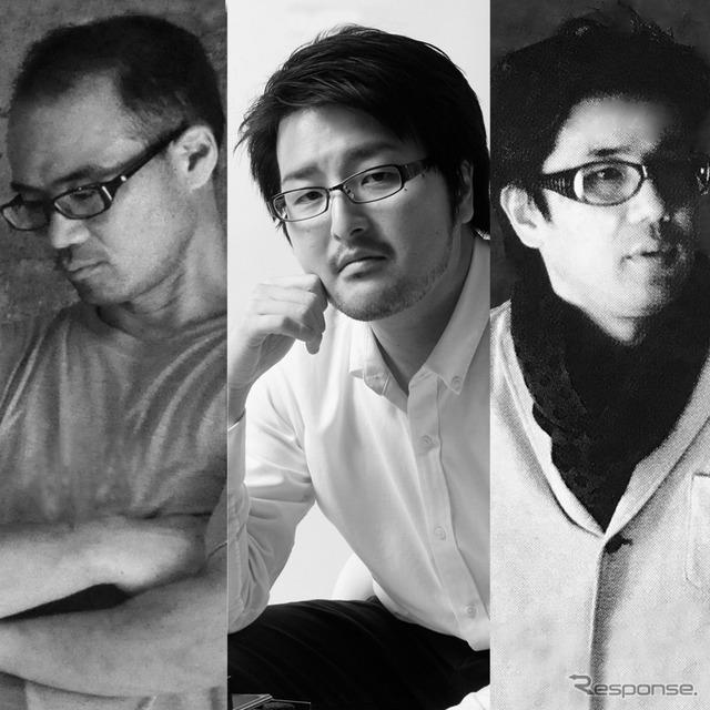 TAKEHANAKE-Bungorogama 竹鼻良文、奥田文悟、奥田章