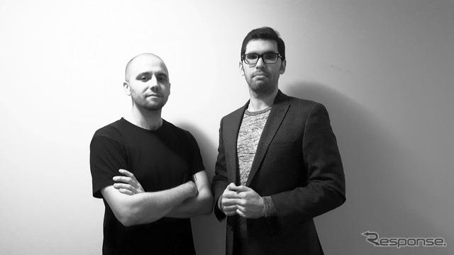 MODlab エリック・シュワルツバッハ(Eric Schwartzbach)、ベンジャミン・ワード(Benjamin Ward)
