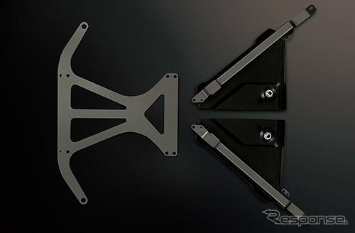 TRDのトヨタ・プリウス新型用パーツ