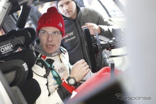 WRC第2戦「ラリー・スウェーデン」に挑むトヨタヤリスWRC