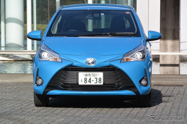 トヨタ・ヴィッツ 改良新型
