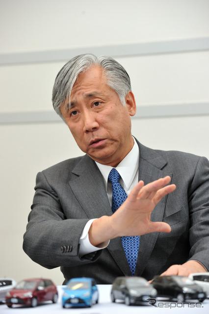 Toyota Compact Car Company プレジデント 宮内一公専務役員