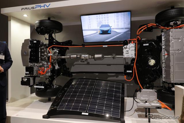ソーラー充電システム