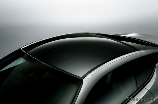 ガラスパノラマルーフ