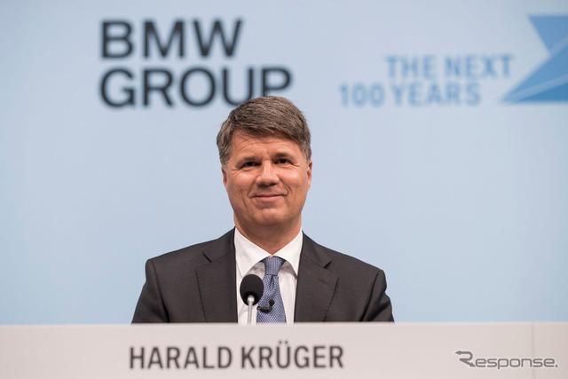BMWの燃料電池車、2021年から生産へ…トヨタと提携して開発